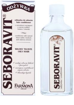 Farmona Seboravit bezoplachová kúra pro mastné vlasy a vlasovou pokožku