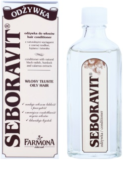 Farmona Seboravit spülfreie Kur für fettiges Haar und Kopfhaut