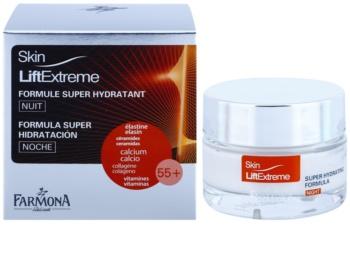 Farmona LiftExtreme 55+ crema de noche intensa  con efecto remodelador
