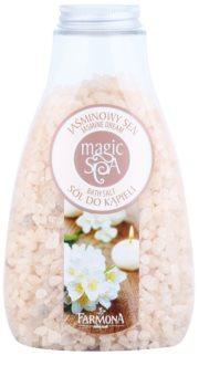 Farmona Magic Spa Jasmine Dream Kristallsalz zum Baden für sanfte und weiche Haut