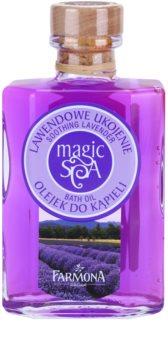 Farmona Magic Spa Soothing Lavender zklidňující olej do koupele