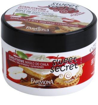Farmona Sweet Secret Apple Pie tělové máslo