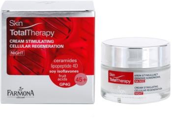 Farmona Skin Total Therapy nočný krém stimulujúci regeneráciu buniek