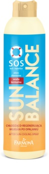 Farmona Sun Balance spray pentru dupa bronzat cu efect racoritor