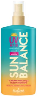Farmona Sun Balance mgiełka ochronna do włosów