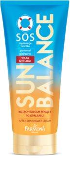 Farmona Sun Balance pomirjajoča krema za prhanje po sončenju