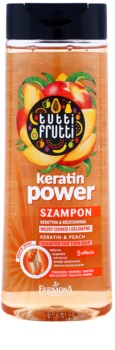 Farmona Tutti Frutti Keratin Power Shampoo für feines Haar