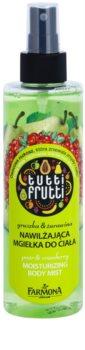 Farmona Tutti Frutti Pear & Cranberry hidratante corporal com efeito hidratante