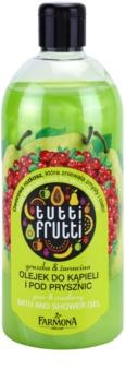 Farmona Tutti Frutti Pear & Cranberry gel de duche e banho
