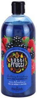 Farmona Tutti Frutti Blackberry & Raspberry tusoló- és fürdőgél