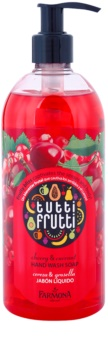 Farmona Tutti Frutti Cherry & Currant tekuté mýdlo na ruce