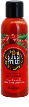 Farmona Tutti Frutti Cherry & Currant peeling do ciała