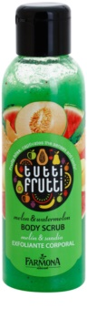 Farmona Tutti Frutti Melon & Watermelon Body Scrub