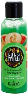 Farmona Tutti Frutti Melon & Watermelon tělový peeling
