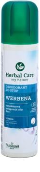Farmona Herbal Care Verbena desodorante para pies 8 en 1