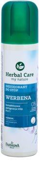 Farmona Herbal Care Verbena desodorizante para pés 8 em 1