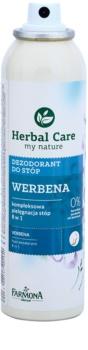 Farmona Herbal Care Verbena deodorant pentru picioare 8 in 1