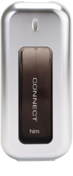 Fcuk Connect Him Eau de Toilette voor Mannen 100 ml