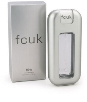 Fcuk Men Eau de Toilette for Men 100 ml