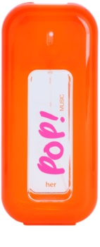 Fcuk Pop! Music Eau de Toilette for Women 100 ml