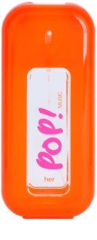 Fcuk Pop! Music eau de toilette per donna 100 ml
