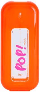Fcuk Pop! Music eau de toilette pour femme 100 ml