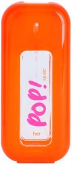 Fcuk Pop! Music woda toaletowa dla kobiet 100 ml
