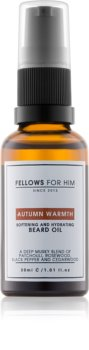 Fellows for Him Autumn Warmth olej na bradu