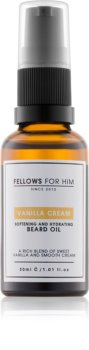 Fellows for Him Vanilla Cream huile pour barbe