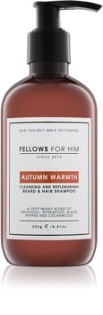 Fellows for Him Autumn Warmth šampon za lase in brado