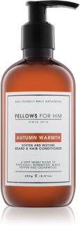 Fellows for Him Autumn Warmth balsamo per capelli e barba