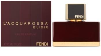 Fendi L'Acquarossa Elixir eau de parfum nőknek 30 ml
