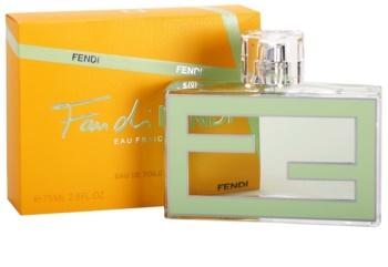 Fendi Fan di Fendi Eau Fraiche Eau de Toilette für Damen 75 ml