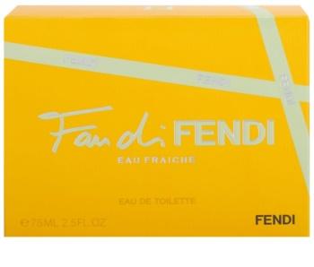 Fendi Fan di Fendi Eau Fraiche Eau de Toilette for Women 75 ml