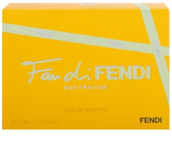 Fendi Fan di Fendi Eau Fraiche eau de toilette nőknek 75 ml