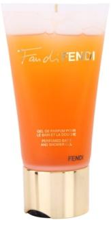Fendi Fan di Fendi gel de duche para mulheres 150 ml