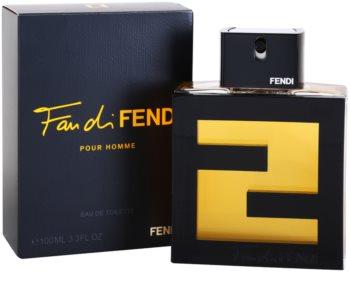 Fendi Fan di Pour Homme toaletní voda pro muže 100 ml