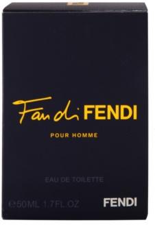 Fendi Fan di Fendi Pour Homme eau de toilette férfiaknak 50 ml