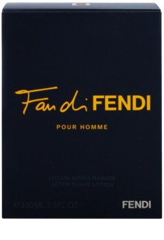 Fendi Fan di Fendi Pour Homme voda po holení pro muže 100 ml
