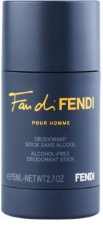 Fendi Fan di Fendi Pour Homme Deodorant Stick for Men 75 ml (Alcohol Free)