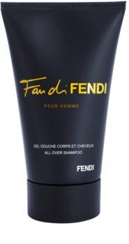 Fendi Fan di Fendi Pour Homme sprchový gel pro muže 150 ml