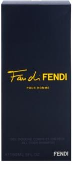 Fendi Fan di Fendi Pour Homme Duschgel für Herren 150 ml