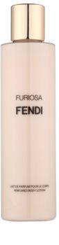 Fendi Furiosa telové mlieko pre ženy 200 ml