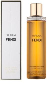 Fendi Furiosa gel douche pour femme 200 ml