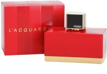 Fendi L'Acquarossa Parfumovaná voda pre ženy 75 ml