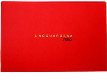 Fendi L'Acquarossa подарунковий набір IV.