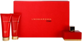 Fendi L'Acquarossa Gift Set IV.
