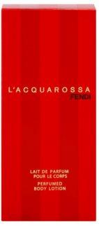 Fendi L'Acquarossa Körperlotion für Damen 150 ml