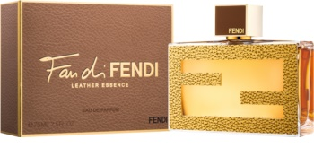 Fendi Fan Di Fendi Leather Essence parfumska voda za ženske 75 ml
