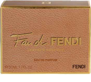 Fendi Fan Di Fendi Leather Essence eau de parfum nőknek 50 ml